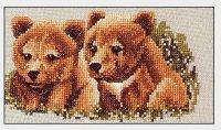 Два медвежонка