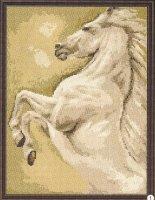 Белый конь вариант 2