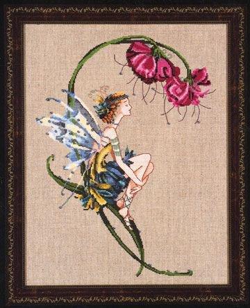 Схемы вышивок крестом феи