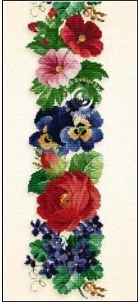 Ритуал с цветами