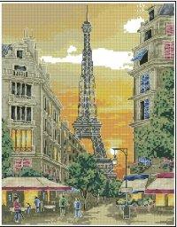 Париж вариант 3