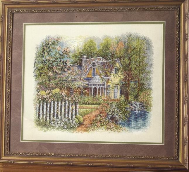 Дом в викторианском