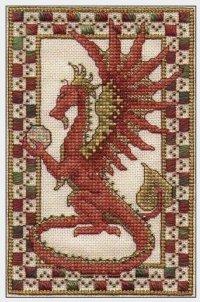 Красный дракон вариант 3