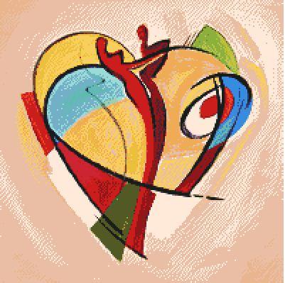 Танец влюбленных сердец