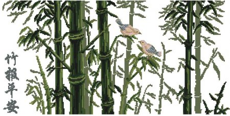 Бамбук вариант 3