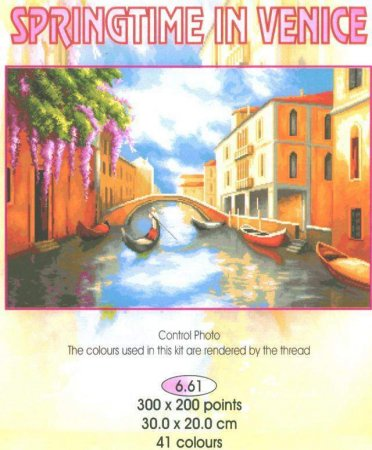 Венеция каналы