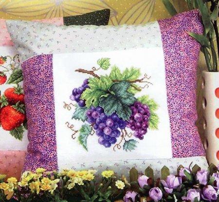 Часы Гроздья винограда