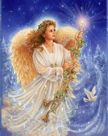 Волшебная пыль ангела