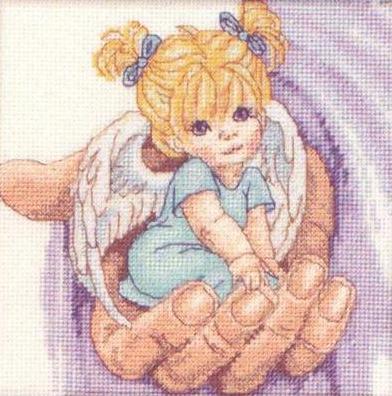Подарок небес схема вышивки
