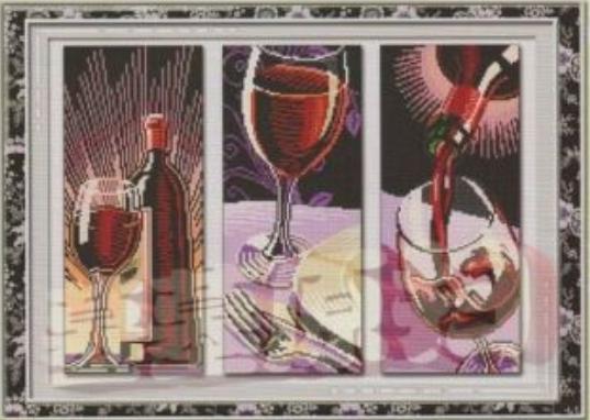 триптих полиптих вышивка схемы - Лучшие схемы в быту.