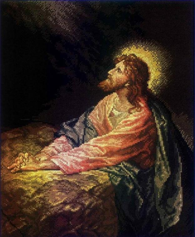 Китайская молитва Иисус