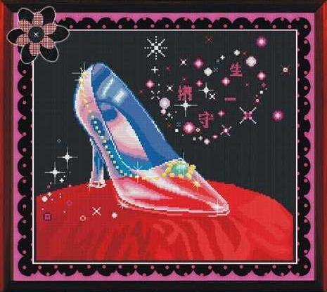 картинки туфелька из сказки