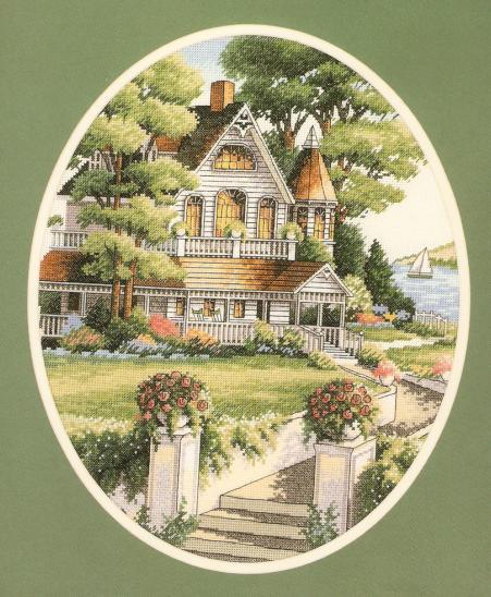 Викторианский особняк